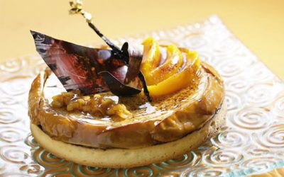 Tarte aux Pommes Tentation® signée Thuries Gastronomie Magazine